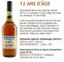 Calvados 12 ans Groult